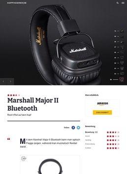 Major II Bluetooth B-Stock