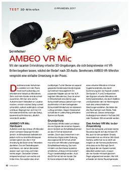 Ambeo VR Mic