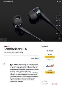 Sennheiser IE 4
