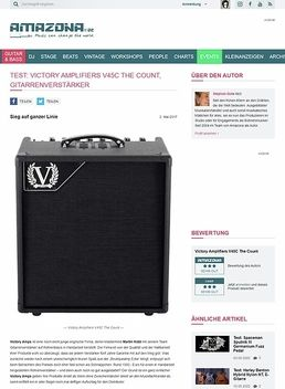 Victory Amplifiers V45C The Count