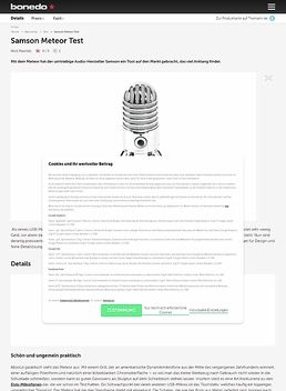 Samson Meteor