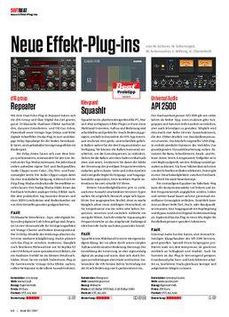 d16 group Repeater, Black Box Analog Design HG-2