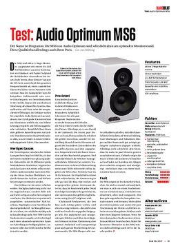 Audio Optimum MS6