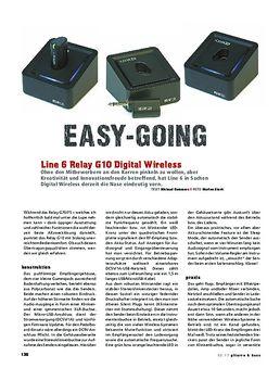 Line 6 Relay G10 Digital Wireless