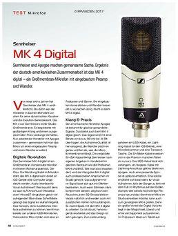Sennheiser MK4 Digital