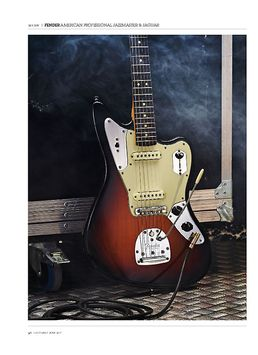 AM Pro Jazzmaster MN SNG