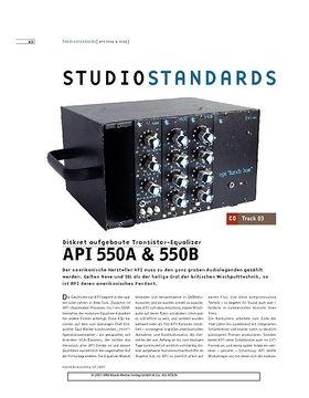 API 550A & 550B