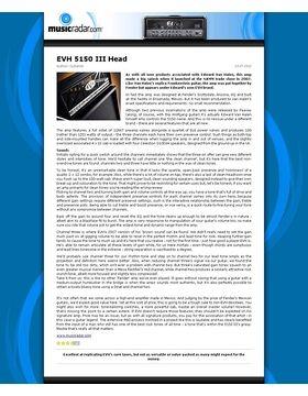 EVH 5150 III Head