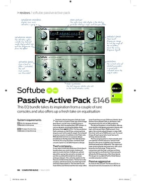 PassiveActive Pack