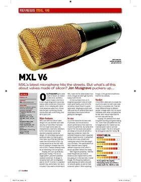 MXL V6