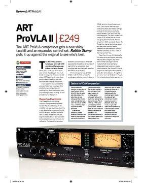 ART ProVLA II
