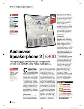 Audioease Speakerphone 2