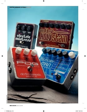 Electro Harmonix Electric Mistress