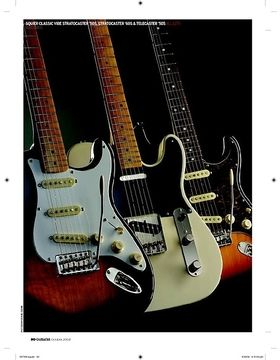 Squier Classic Vibe Stratocaster 60s