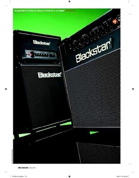 Blackstar HT Club 40 1 x 12 combo