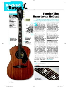 Fender Tim Armstrong Hellcat
