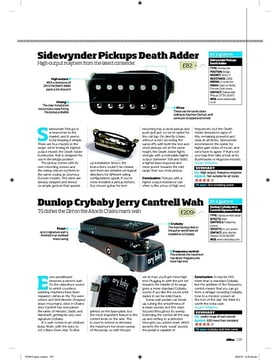 Dunlop Crybaby Jerry Cantrell Wah