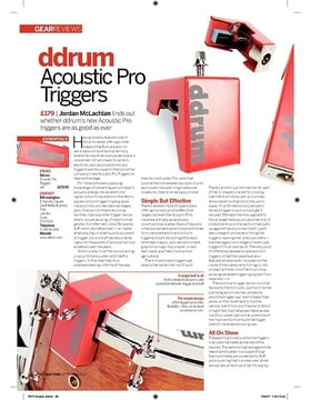 Acoustic Pro Triggers