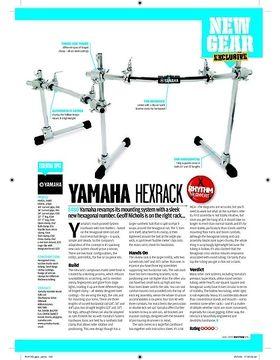 YAMAHA HEXRACK