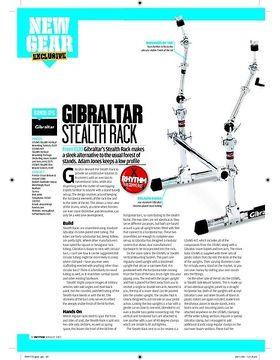 GIBRALTAR STEALTHRACK