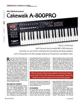 Cakewalk A-800PRO