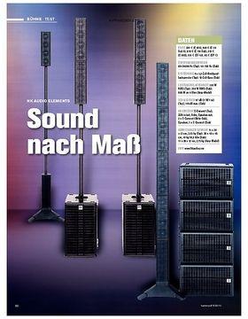 Test: HK Audio Elements - Sound nach Maß