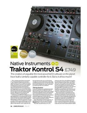 Native Instruments Traktor Kontrol S4