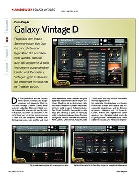 Galaxy Vintage D
