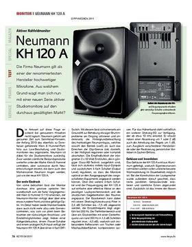 Neumann KH 120 A