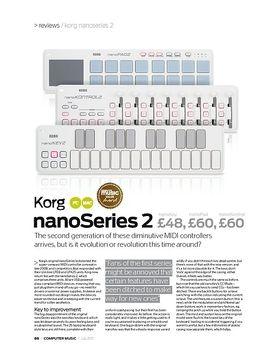 Korg nanoKontrol Series 2