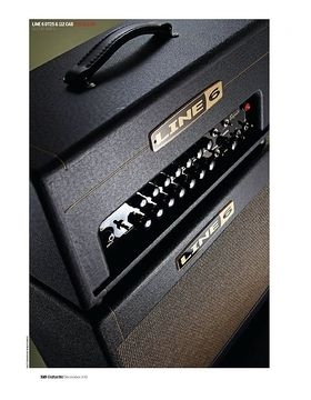 Line 6 DT25 Head and DT25 112 Extension Cab