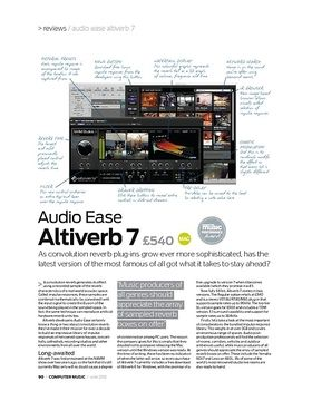 Audio Ease Altiverb 7