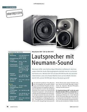 Neumann KH 120 und KH 810
