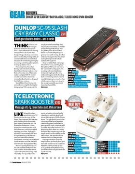 Dunlop SC-95 Slash Cry Baby Classic