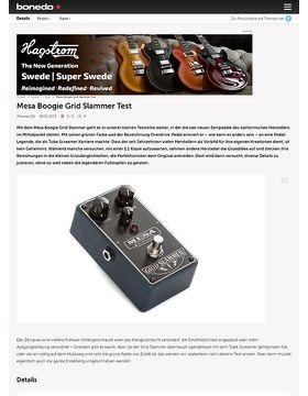 Mesa Boogie Grid Slammer Test