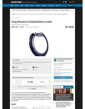 Korg Wavedrum Global Edition