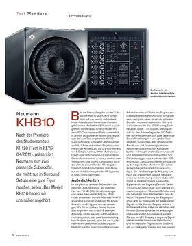 Neumann KH810