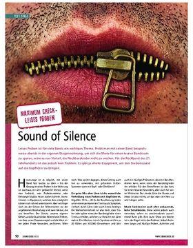 Maximum-Check: Sound of Silence