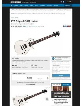 LTD Eclipse EC-407