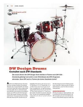 DW Design Drums
