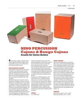 Nino 952 Cajon