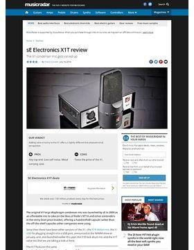 sE Electronics X1T