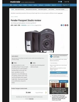 Fender Passport Studio