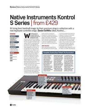 Native Instruments Kontrol S Series