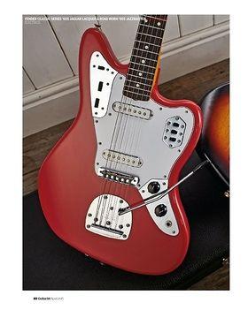 Fender 60s Jaguar Lacquer & Road Worn 60s Jazzmaster