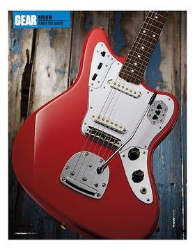 Fender Classic Series 60S Jaguar Lacquer