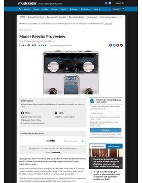 Reecho Pro Digital Delay Pedal