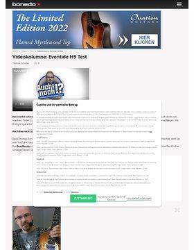 Videokolumne #51:Eventide H9
