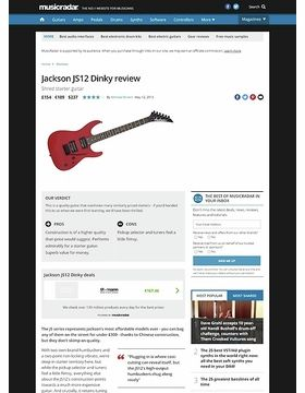 JS12 Dinky BLK
