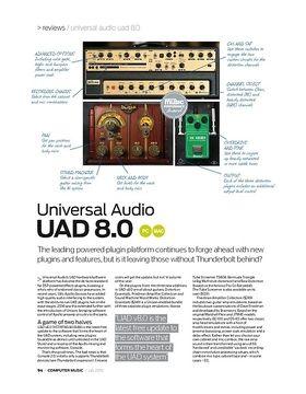 Universal Audio UAD 8.0